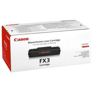 TONER CANON FX-3 468 NEGRO * 1557A003 MAK130245