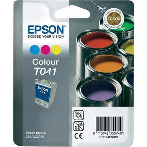 CARTUCHO EPSON T041 COLOR * 88821637 MAK130323
