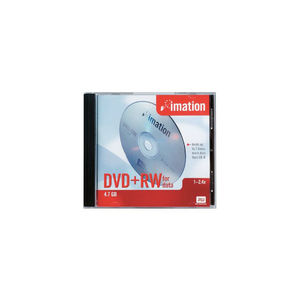 DVD+RW IMATION REGRABABLE 0019253 MAK130351