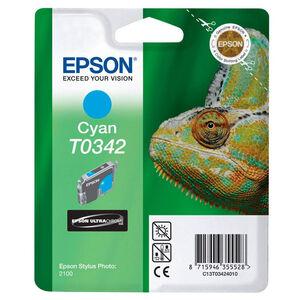 CARTUCHO EPSON T0342 CIAN C13T03424010 MAK165630