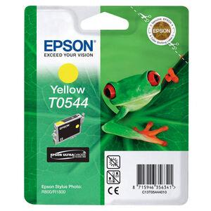 CARTUCHO EPSON T0544 AMARILLO C13T0544401 MAK165640