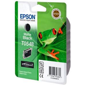 CARTUCHO EPSON T0548 NEGRO MATE C13T0548401 MAK165641
