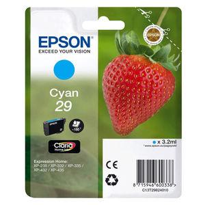 CARTUCHO EPSON 29 C13T29824012 CIAN C13T29824012 MAK165725