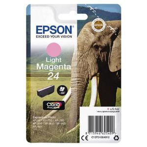 CARTUCHO EPSON 24 LIGHT MAGENTA C13T24264010 MAK165746