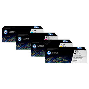 TONER HP 305A PACK4 COLOR * CF370AM MAK165960