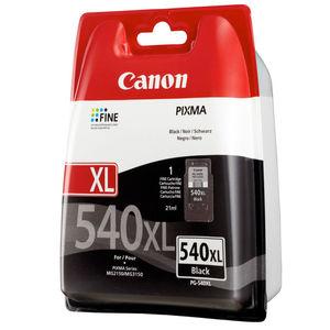 CARTUCHO CANON 540XL PG540XL NEGRO 5222B004 MAK166045