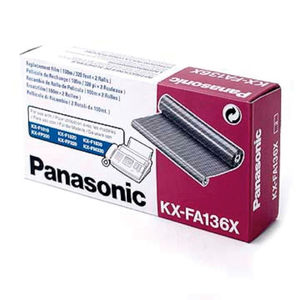 CINTA FAX PANASONIC KXFA136X NEGRO * KXFA136X MAK166139