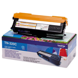 TONER BROTHER TN320C CYAN * TN320C MAK166147