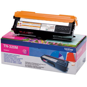 TONER BROTHER TN320M MAGENTA * TN320M MAK166149