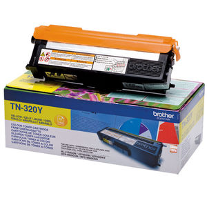 TONER BROTHER TN320Y AMARILLO * TN320Y MAK166151