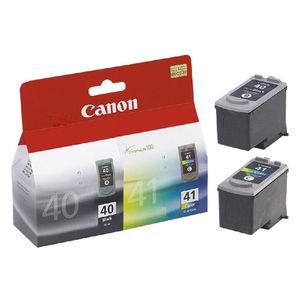 CARTUCHO CANON 40/41 PACK2 40/41 MAK166236