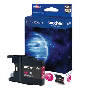 CARTUCHO BROTHER LC1280XLM MAGENTA * LC1280XLM MAK166258