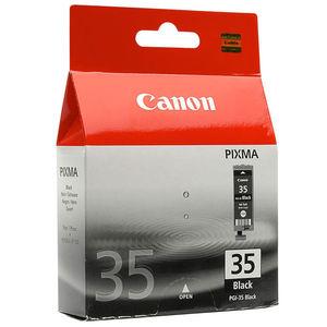 CARTUCHO CANON 35 PGI35BK NEGRO * PGI-35BK MAK166295
