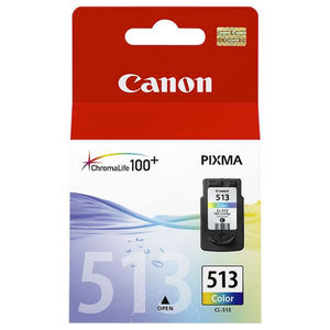 CARTUCHO CANON 513 CL513 COLOR * CL-513 MAK166298