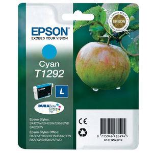 CARTUCHO EPSON T1292 CYAN * C13T12924011 MAK167230