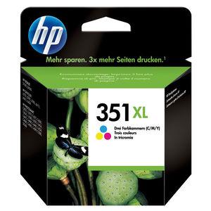 CARTUCHO HP 351XL CB338EE COLOR CB338EE MAK167292