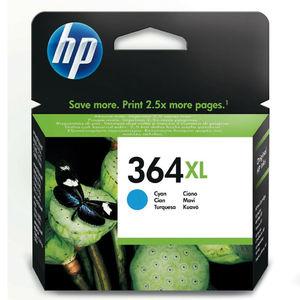 CARTUCHO HP 364XL CB323EE CYAN CB323EE MAK167295