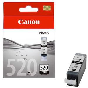 CARTUCHO CANON 520 PGI520BK NEGRO * 167350 MAK167350
