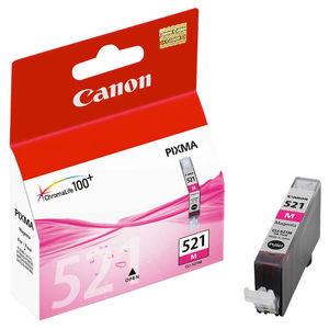 CARTUCHO CANON 521 CLI521M MAGENTA * 167353 MAK167353