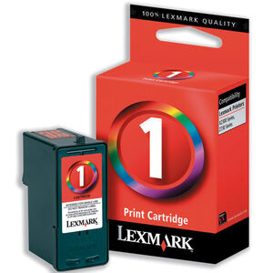CARTUCHO LEXMARK 1 COLOR *     167406