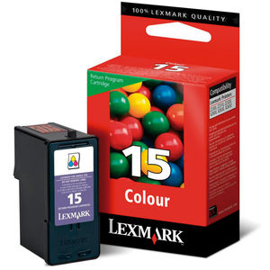 CARTUCHO LEXMARK 15 18C2110E COLOR * 18C2110E MAK167409