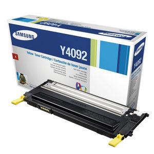 TONER SAMSUNG CLT-Y4092S AMARILLO * CLT-Y4092S MAK167521