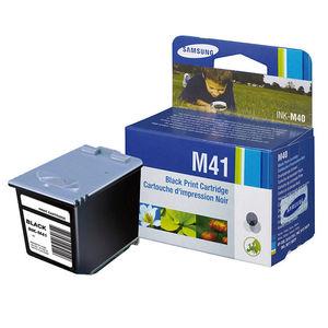 CARTUCHO SAMSUNG M41 NEGRO * INK-M41/ELS MAK167525