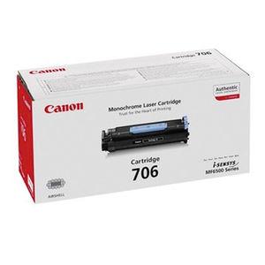 TONER CANON 706 CRG-706 NEGRO * 0264B002 MAK167856