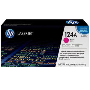 TONER HP 124A Q6003A MAGENTA * Q6003A MAK167990