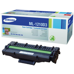 TONER SAMSUNG ML-1210D3/ELS NEGRO * ML-1210D3/ELS MAK168778
