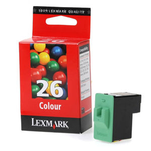 CARTUCHO LEXMARK 26 10N0026 COLOR * 10N0026 MAK169015