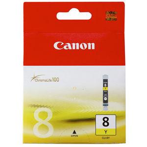 CARTUCHO CANON 8 CLI8Y AMARILLO * 0623B001AA MAK169991