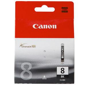 CARTUCHO CANON 8 CLI8BK NEGRO * 0620B001 MAK169994