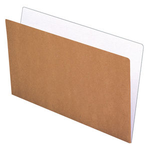 PLUS OFFICE SUBCARPETA KRAFT Fº240G BICOLOR /50UD 4223 MAK180003
