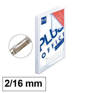 ALCES CARPETA PVC PLUS A4 CANGURO PER.2A/16 010-235 MAK180114