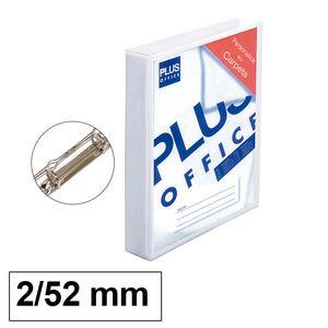 ALCES CARPETA PVC PLUS A4 CANGURO PER.2A/52 010236 MAK180117