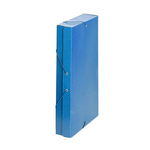 PLUS OFFICE CARPETA PROYECTO CARTON 5CM AZUL 6205 AZUL MAK180161