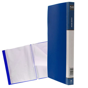 CAMPUS CARPETA FUNDAS PLUS A4 RIGIDO 40F AZL MT40 MAK180222