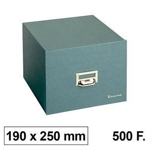 PLUS OFFICE FICHERO KARMAN CARTON 190X250 500F. 5-500 MAK180329