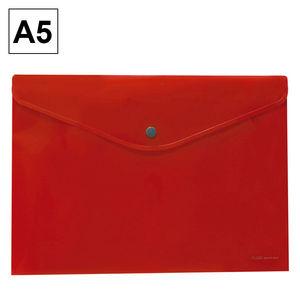 CAMPUS SOBRE PP PLUS A5 BROCHE APAIS. ROJO 2015 105-A5R MAK180468