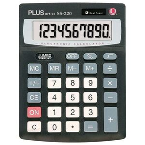 CAMPUS CALCULADORA PLUS SS-220 KC833/10 MAK215266