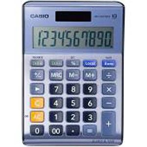 CASIO CALCULADORA CASIO EURO MS-100 MS-100 MAK215281
