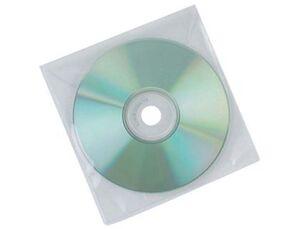 FELLOWES FUNDA TRAN CD/DVD S/TALADRO 10U 9831201 MAK255080
