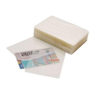 CAMPUS FUNDA PLAST.PLUS 110X70 125MC 100UD 302863 MAK220199