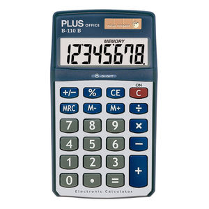 CAMPUS CALCULADORA PLUS B-110B KC720K MAK220338