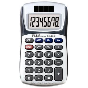 CAMPUS CALCULADORA PLUS BS-105 KC-010 MAK220406