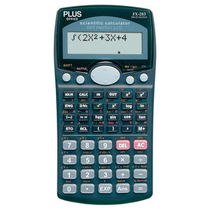 CAMPUS CALCULADORA PLUS CIENTIFICA FX-283 FX-283 DS742 MAK220415