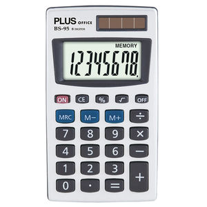 CAMPUS CALCULADORA PLUS BS-95 BS-95 MAK220483