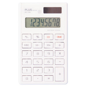 CAMPUS CALCULADORA PLUS BS-180 ANTIBACTE.PEQ BS-180 MAK220512