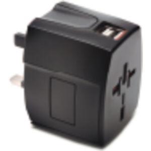 ESSELTE ADAPTADOR CORRIENTE KENSING VIAJE USB K33998WW MAK247624